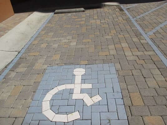 Removing Oil Stains On Pavers