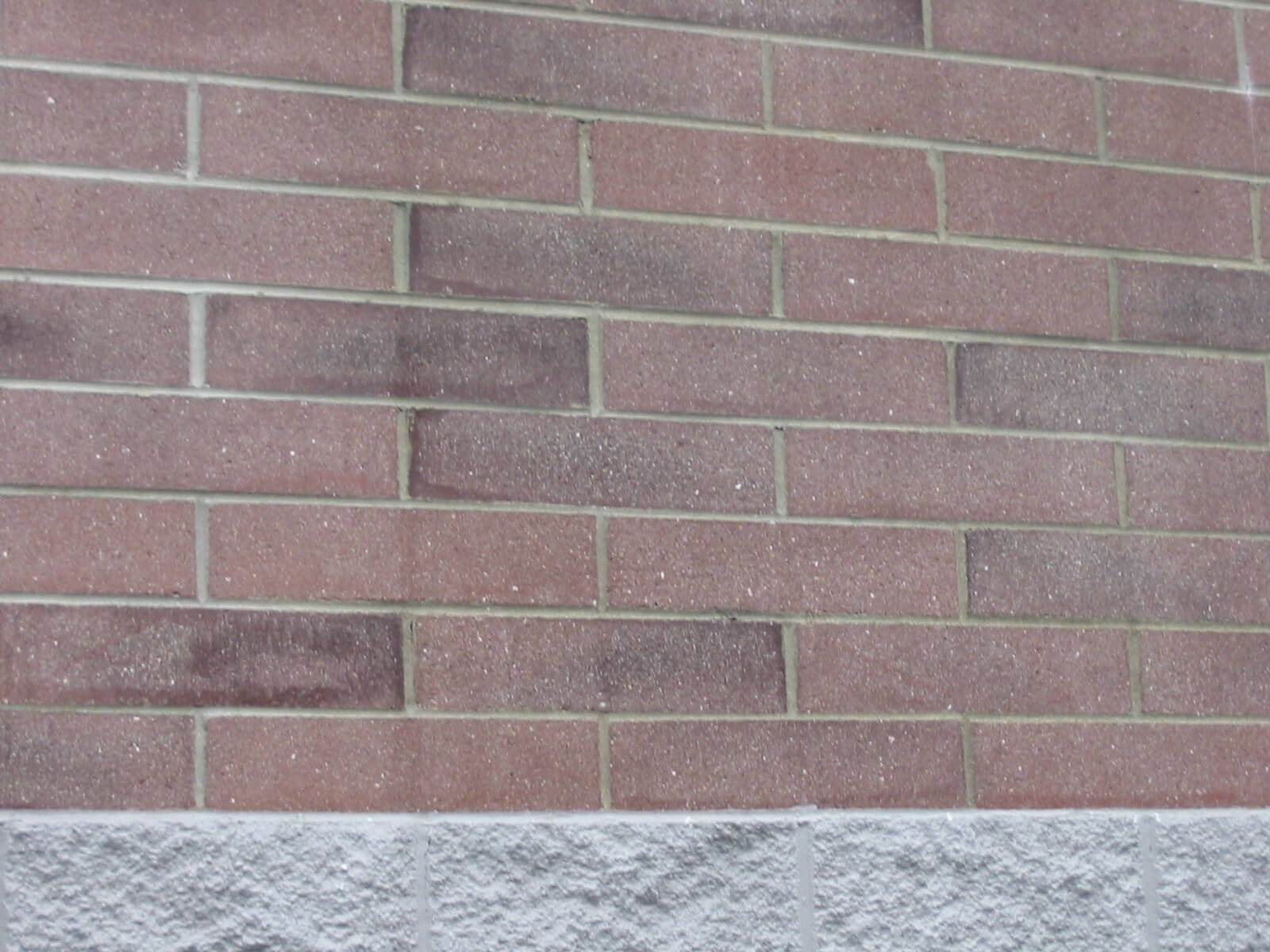 Excess admixture in mortar - Concrete Brick